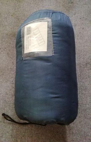 Dois sacos cama para camping