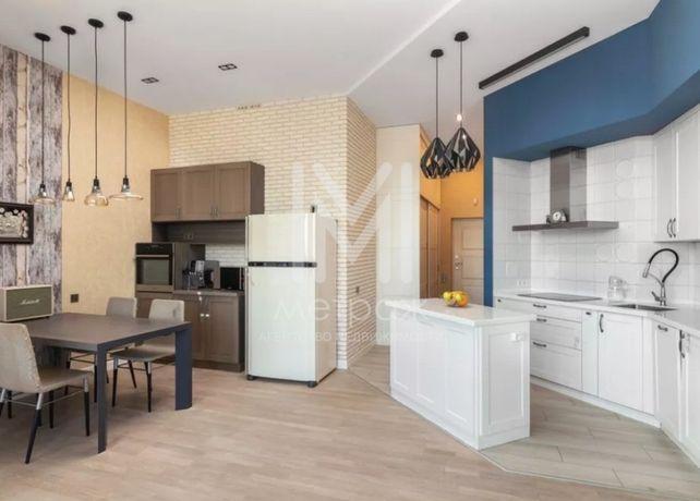 Продам стильную квартиру в Новострое на Набережной, пер. Банный 1.