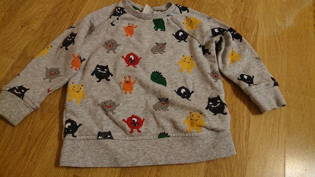 Bluza dla chłopca H&M 86