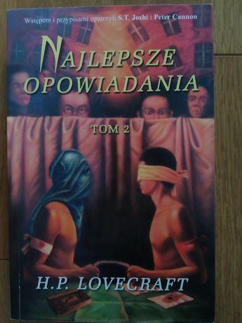 Najlepsze opowiadania Tom 2 H.P. Lovecraft