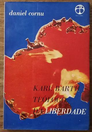 karl barth teólogo da liberdade, daniel cornu