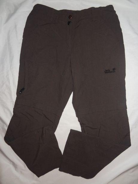Треккинговые штаны jack wolfskin