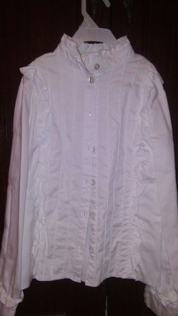 Блузка школьная р. 134