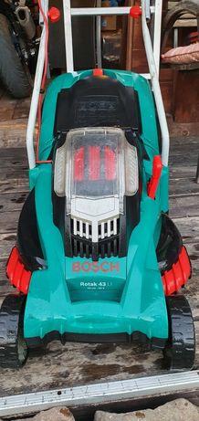 Kosiarka Bosch Rotak 43 Li akumulatorowa
