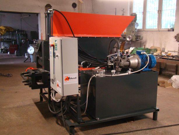 BRYKIECIARKI do metali żelaznych i nie żalaznych oraz biomasy