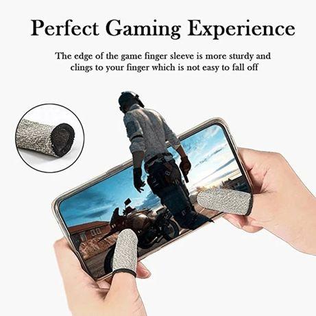 Luvas dedo para gaming