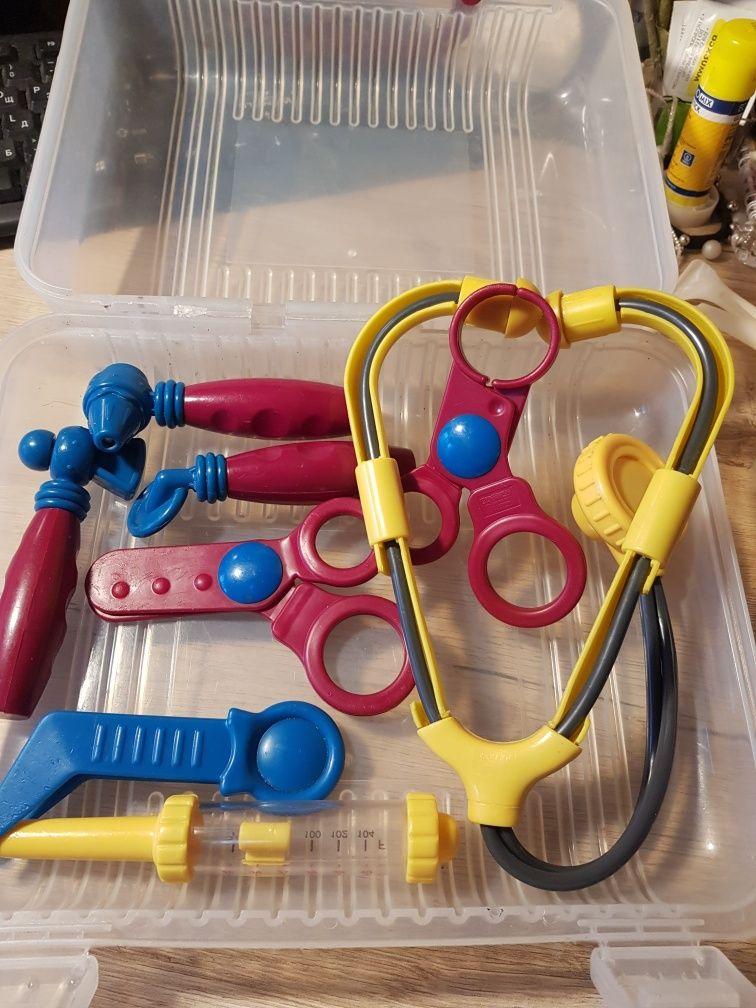 Battat набор чемоданчик врача