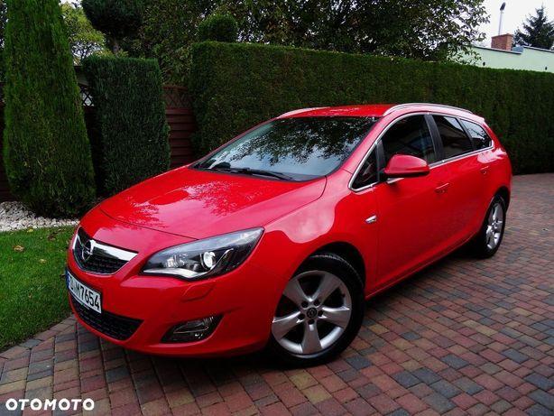 Opel Astra 1,7 125 Km Ksenon Piękny Stan Z Niemiec