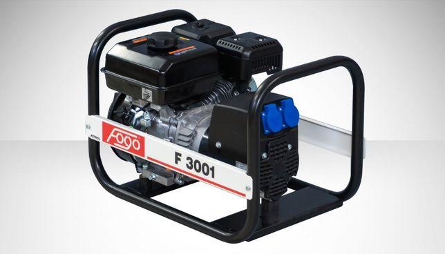 Agregat jednofazowy FOGO F 3001