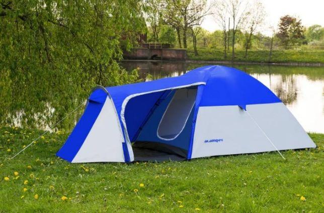 Палатка туристическая Presto Acamper Monsun 3 Pro 3-х местная намет