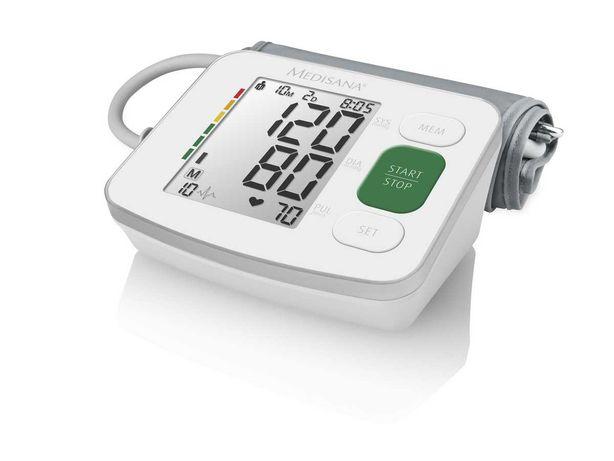 Inteligentny ciśnieniomierz Medisana BU A57 certyfikowany WHO