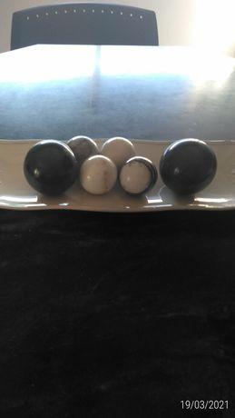 Conjunto bolas de granito