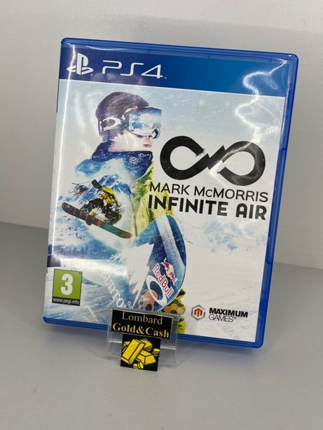 Gra Mark McMorris Infinite Air PS4