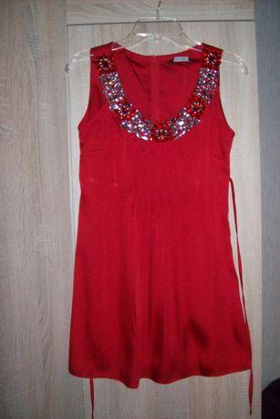 sukienka wieczorowa- rozmiar 36
