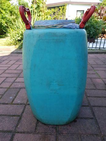 Beczka plastikowa 30 litrów 30 l. z uchwytami