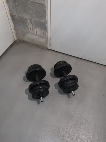 Hantle 2x10kg