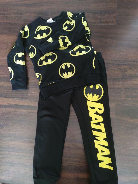 Dres dziecięcy chłopięcy BATMAN rozmiar 110