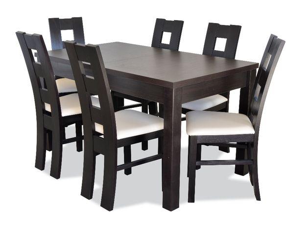 Zestaw do jadalni Z6 - stół + 6 krzeseł