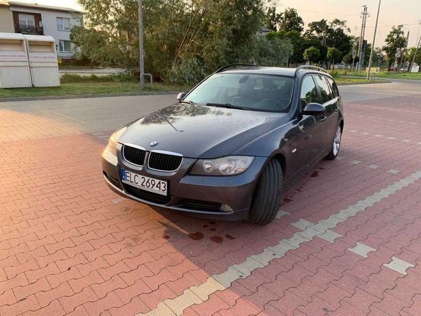 BMW E91 2.0D 163 KM