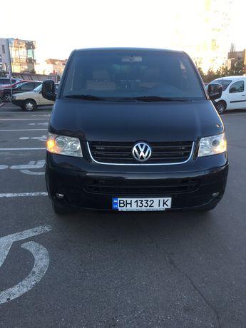 Volkswagen Multivan 2,5 TDI AXE 128kv 174 л/с