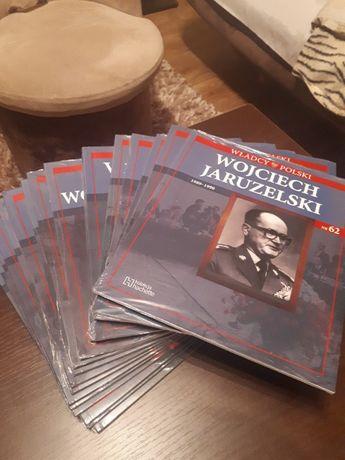 """Sprzedam kolekcję Hachette """"Władcy Polski"""""""