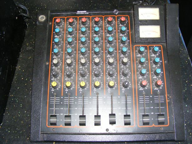 Sprzedam mixer muzyczny DYNAMIX Sound mixer system