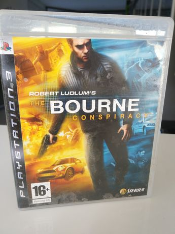 Bourne Conspiracy Ps3 Stalowa Wola