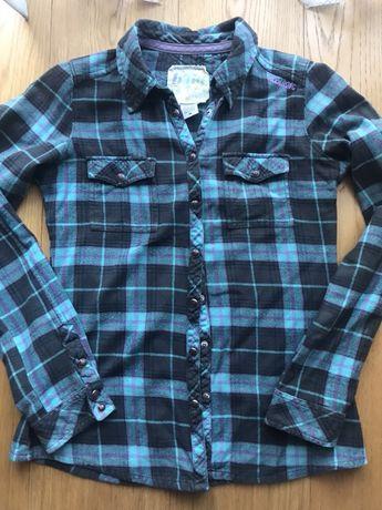 Koszula w kratę Billabong r S / M roxy