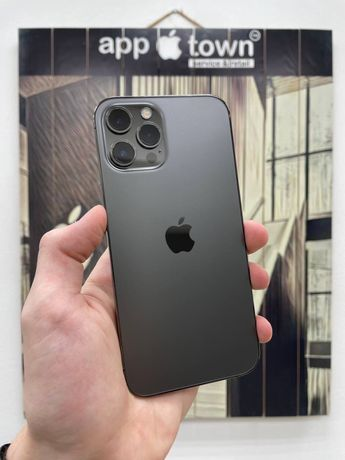 Iphone 12 Pro Max 128GB Graphite Гарантия/Рассрочка/Neverlock