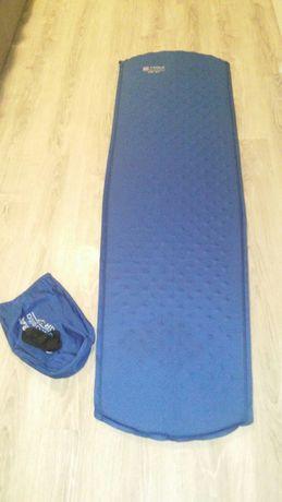 Самонадувающийся коврик Terra Incognita Air 2.7 см синий