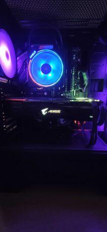 AORUS Geforce RTX -2080 super [6 anos Garantia]