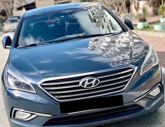 Hyundai Sonata, 2015