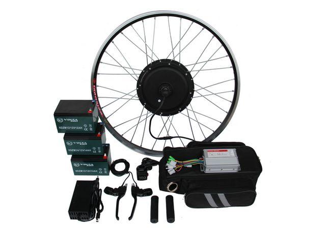 Мотор колесо для велосипеда, комплект