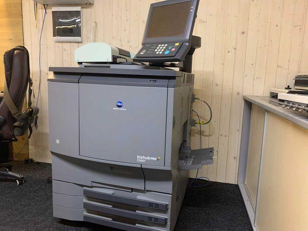 Продам принтер Konica Minolta bizhub c5501