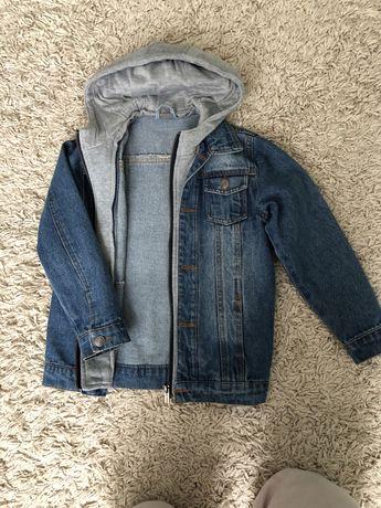 Джинсова куртка хлопчику Джинсовая куртка мальчику 122 р