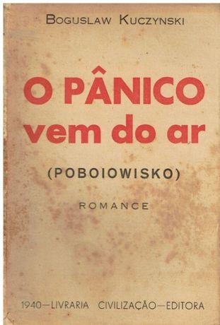 2740 O Pânico vem do Ar (Poboiowisko) por Boguslaw Kuczynski