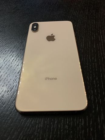 iPhone XS Max Gold Duos 256Gb