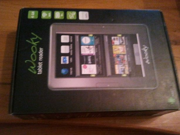 Электронная книга-планшет WOOKY