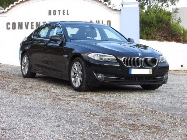 BMW 520D Automatico 2011 Aceito retoma
