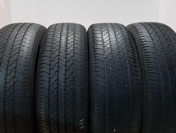 +4шт Шини літні 215 60 R17 Dunlop Sp27 б у летние покришки колеса Р 17
