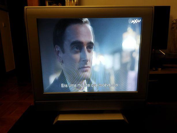 Televisão LCD Mitsai usada