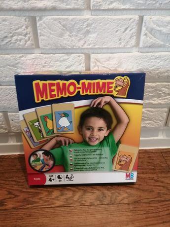 Gra Memo Mime stan idealny