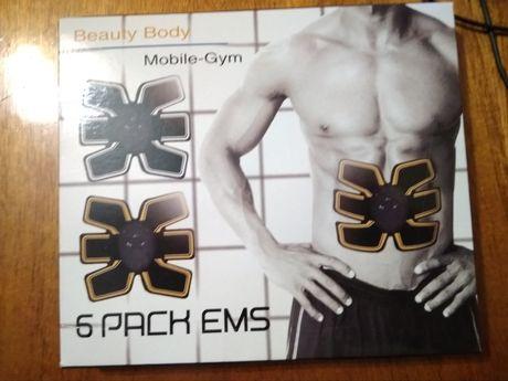 Beauty body пояс для преса похудение спорт фитнес