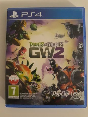 Plants vs Zombies GW2 gra na PS4 j, nowa!