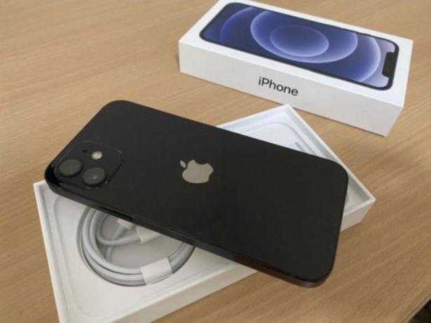 Iphone 12 (como novo, com garantia)