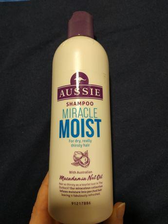 Szampon nawilżający, Aussie Miracle Moist