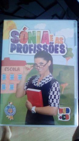 Dvd Sonia Araujo criança