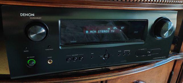 AV-ресивер Denon AVR-1611 (с HDMI-arc) + Bluetooth адаптер