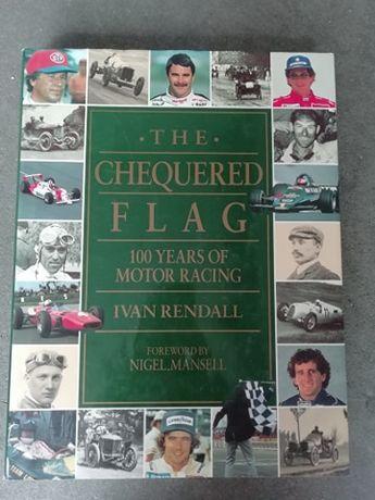 """Livro """"The Chequered Flag"""" sobre a história da F1"""