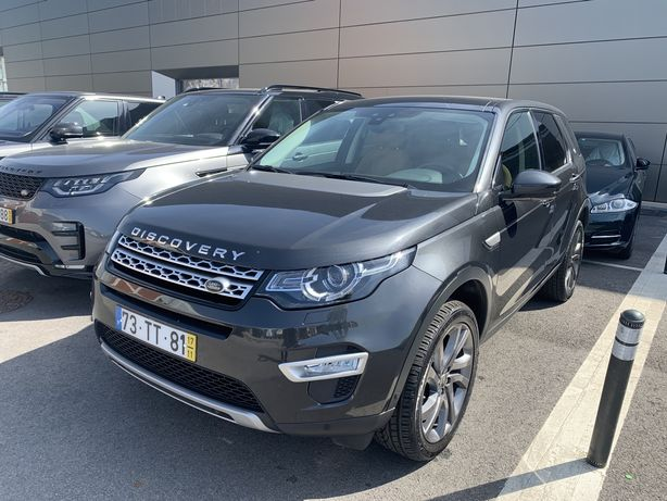 Land Rover Discovery Sport 2.0D 180cv Auto